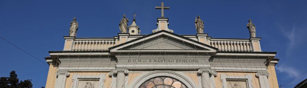 San Martino - Esterno