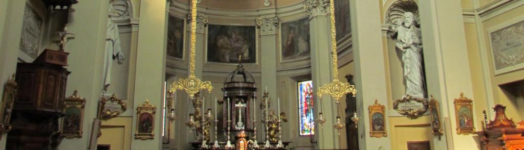 Sant'Ambrogio - Altare